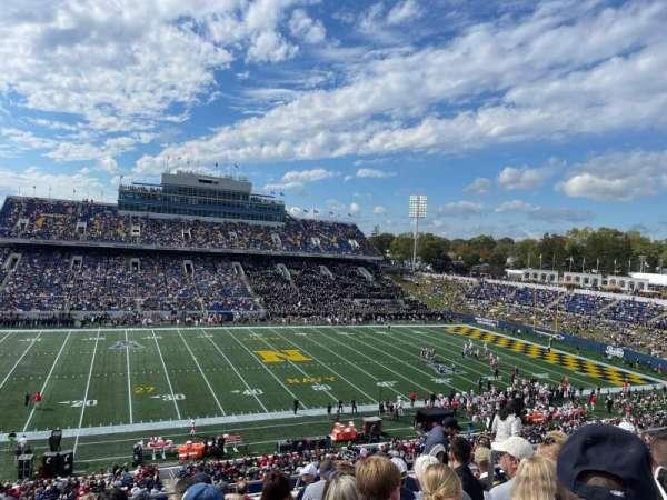 Navy-Marine Corps Memorial Stadium, secção: 130, fila: 13, lugar: 5