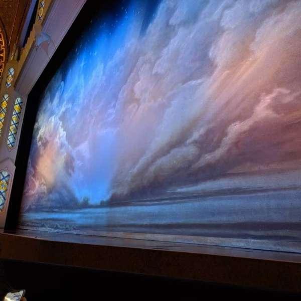 Eugene O'Neill Theatre, secção: Orchestra R, fila: B, lugar: 10