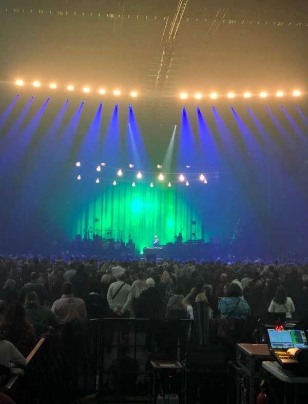 SSE Arena, Wembley, secção: D3, fila: 1, lugar: 39