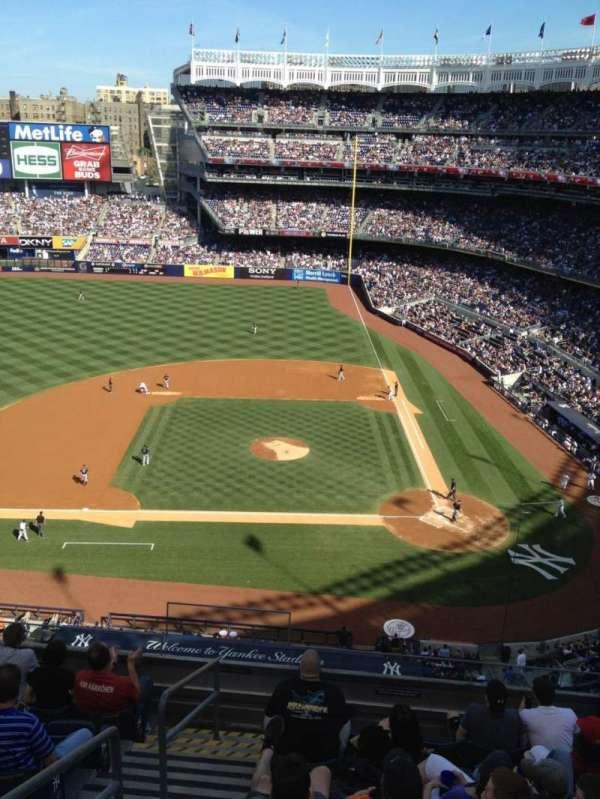 Yankee Stadium, secção: 324, fila: 5, lugar: 20