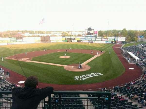 TD Bank Ballpark, secção: Suite 306, fila: C, lugar: 1