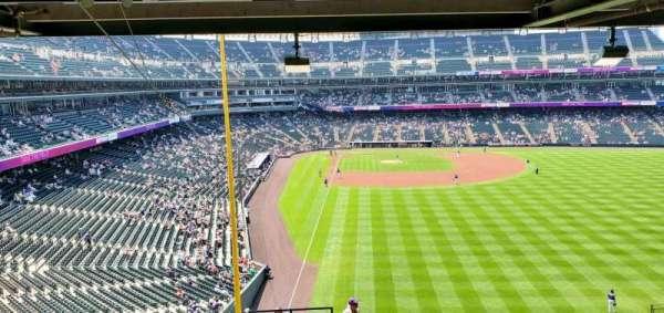 Coors Field, secção: Suite 61A, fila: WC, lugar: 12