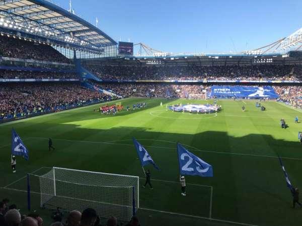 Stamford Bridge, secção: Shed End Upper 3, fila: 8, lugar: 125