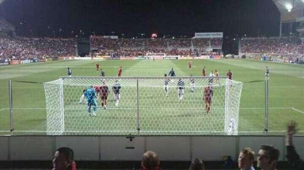 Rio Tinto Stadium, secção: 28, fila: F, lugar: 24 and 25