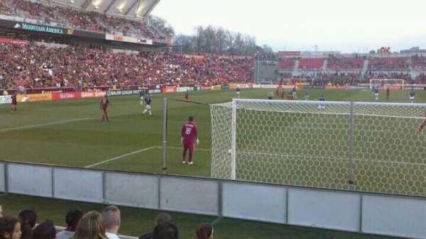 Rio Tinto Stadium, secção: 28, fila: F, lugar: 23 and 24