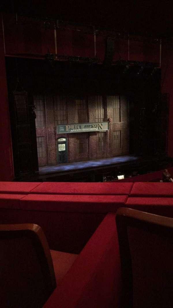 The Kennedy Center Opera House, secção: Box 108, fila: B, lugar: 9