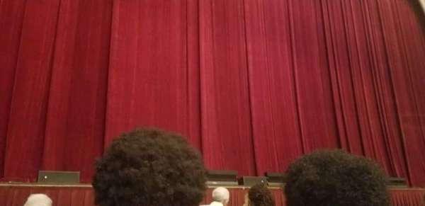 Modell Performing Arts Center at the Lyric, secção: ORCH, fila: B, lugar: 109