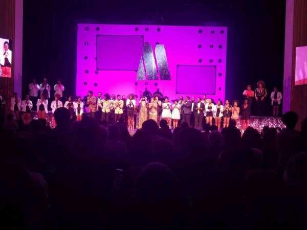 L. Douglas Wilder Performing Arts Center, secção: ORCHC, fila: N, lugar: 110