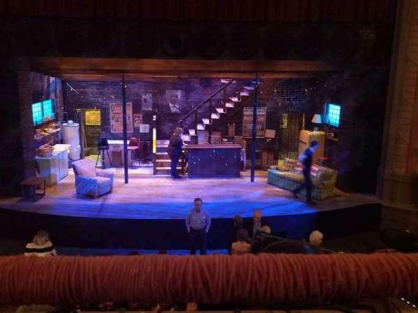 Wells Theatre, secção: MEZZ, fila: A, lugar: 6