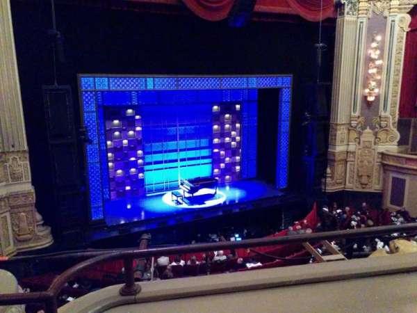 James M. Nederlander Theatre, secção: Loge LC, fila: B, lugar: 337