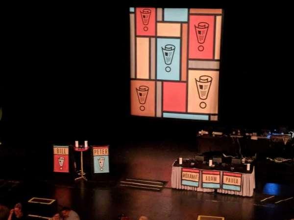 Riverside Theater (Milwaukee), secção: 2RC, fila: E, lugar: 8