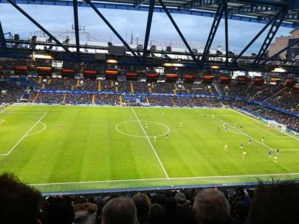Stamford Bridge, secção: 6, fila: 16, lugar: 139