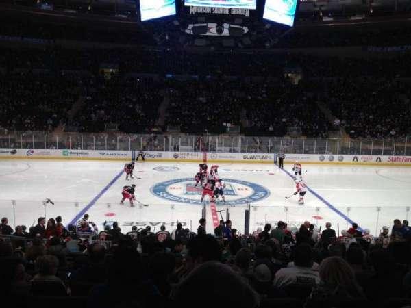 Madison Square Garden, secção: 107