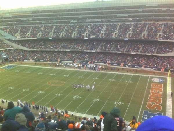 Soldier Field, secção: 431