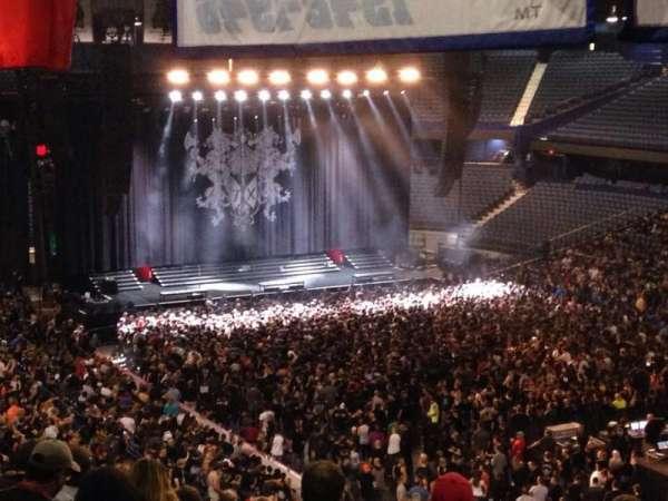 Allstate Arena, secção: 216, fila: S, lugar: 25