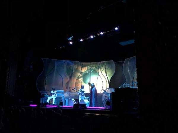 Pabst Theater, secção: 1RT, fila: F, lugar: 10