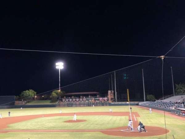 Scottsdale Stadium, secção: 207, fila: O, lugar: 9