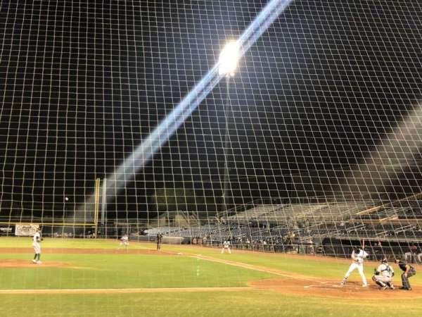 Peoria Sports Complex, secção: 107, fila: G, lugar: 12