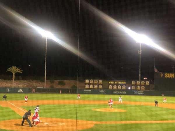 Phoenix Municipal Stadium, secção: 5, fila: 12, lugar: 11