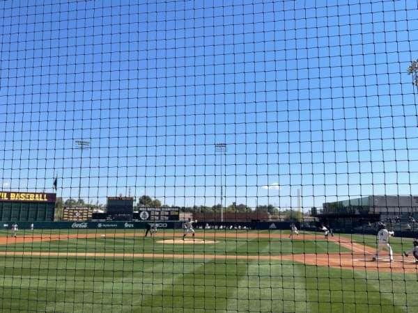 Phoenix Municipal Stadium, secção: 6, fila: 2, lugar: 8