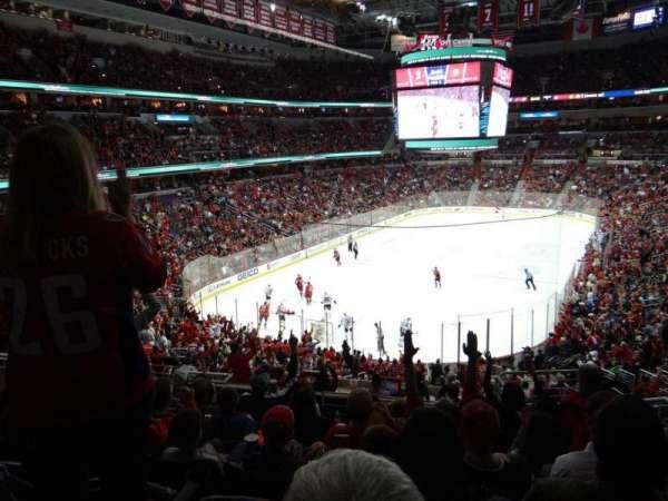 Capital One Arena, secção: 118, fila: SRO, lugar: 10