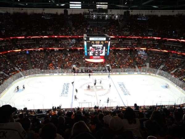 Honda Center, secção: 434, fila: R, lugar: 11