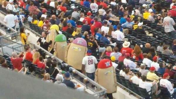 PNC Park, secção: Suite 6, fila: A, lugar: 1