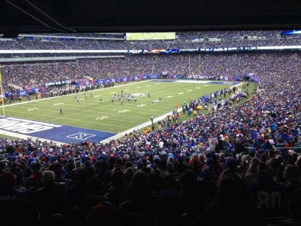 MetLife Stadium, secção: 121, fila: 48, lugar: 7 and 8