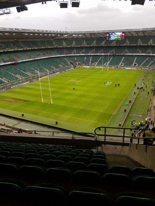 Twickenham Stadium, secção: U16