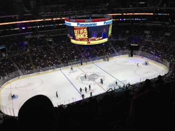Staples Center, secção: 303, fila: 12, lugar: 12