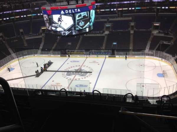 Staples Center, secção: 316, fila: 8, lugar: 21