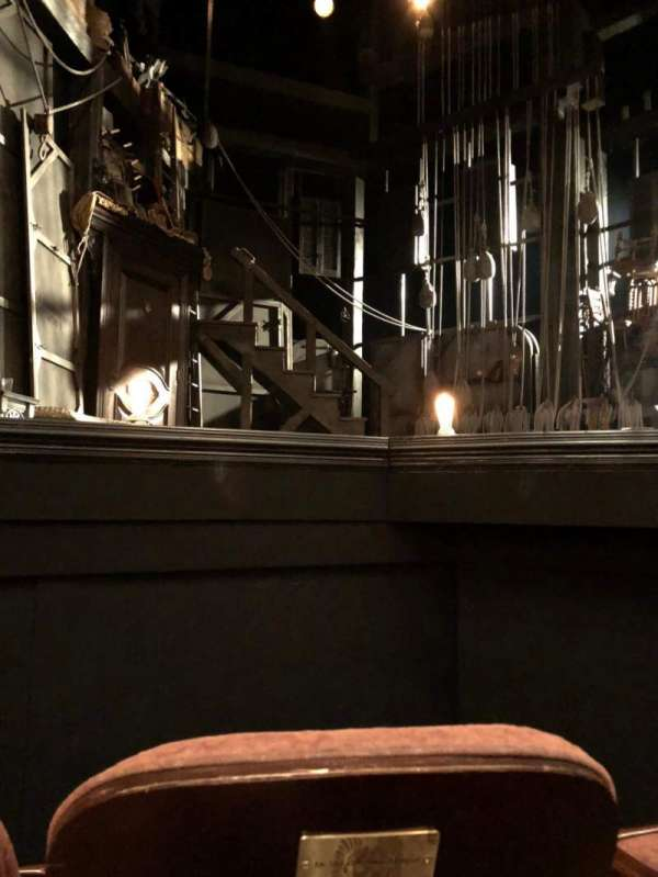 American Airlines Theatre, secção: Orchestra C, fila: A, lugar: 113