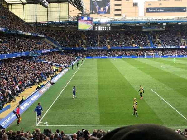 Stamford Bridge, secção: MATTHEW HARDING LOWER 14, fila: AA, lugar: 142