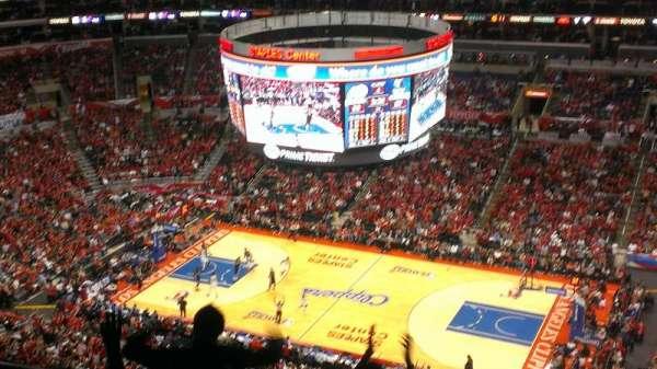 Staples Center, secção: 333, fila: 12, lugar: 16