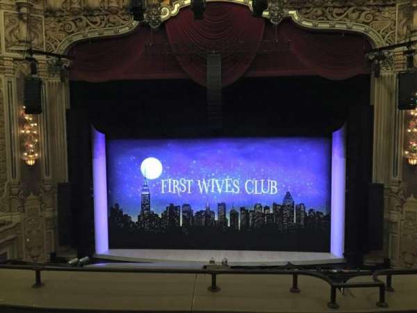 Nederlander Theatre (Chicago), secção: LOGE C, fila: D, lugar: 308