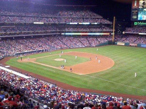 Citizens Bank Park, secção: 310