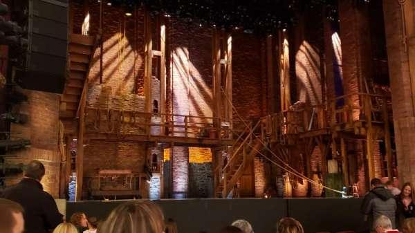 CIBC Theatre, secção: Orchestra L, fila: L, lugar: 11
