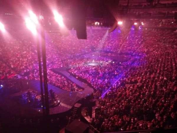 Scotiabank Arena, secção: 313, fila: 1, lugar: 5
