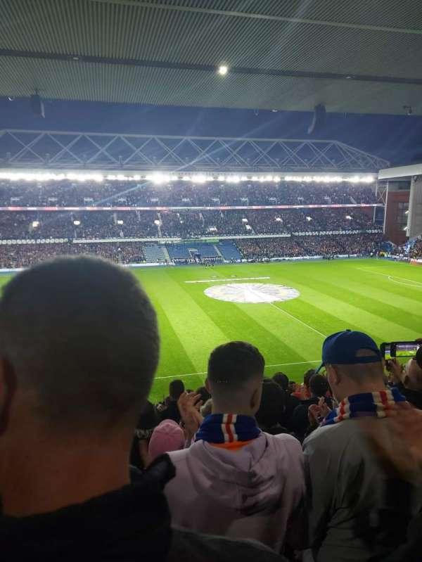 Ibrox Stadium, secção: GR6, fila: P, lugar: 173