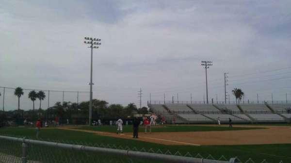 Jack Russell Memorial Stadium, secção: Right Field, fila: Bleachers