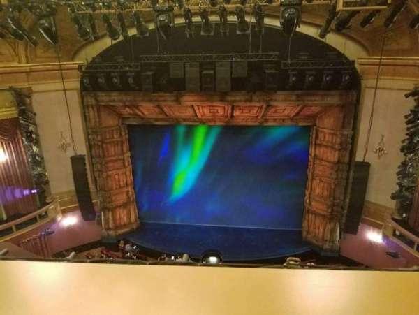 St. James Theatre, secção: Balcony C, fila: A, lugar: 104