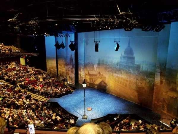 Vivian Beaumont Theater, secção: LOGEO, fila: C, lugar: 505