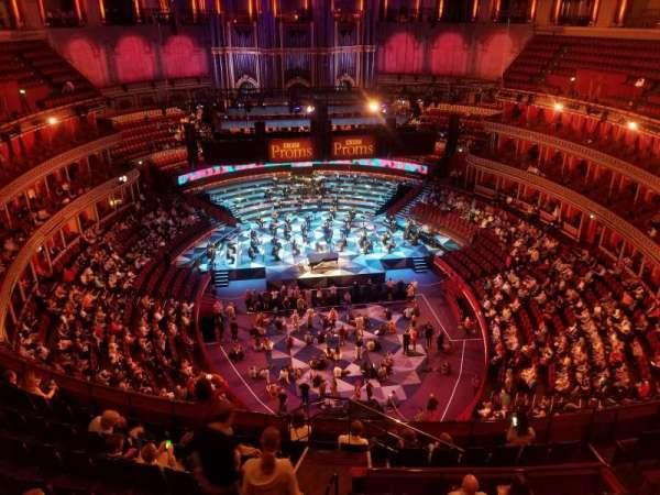 Royal Albert Hall, secção: Galery