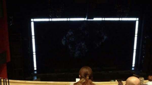 Marquis Theatre, secção: Mezzanine C, fila: L, lugar: 102