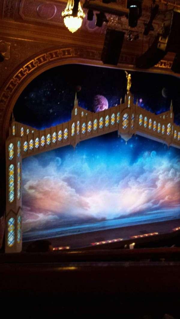 Eugene O'Neill Theatre, secção: Mezzanine L, fila: E, lugar: 3
