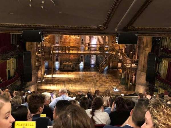 CIBC Theatre, secção: Mezzanine LC, fila: N, lugar: 309