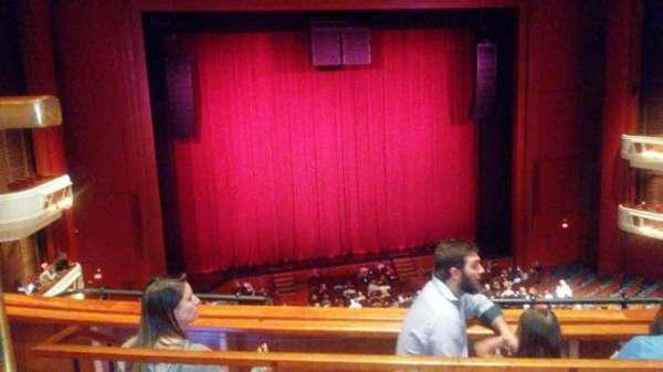 Au-Rene Theatre at the Broward Center, secção: Mezzanine, fila: C, lugar: 125