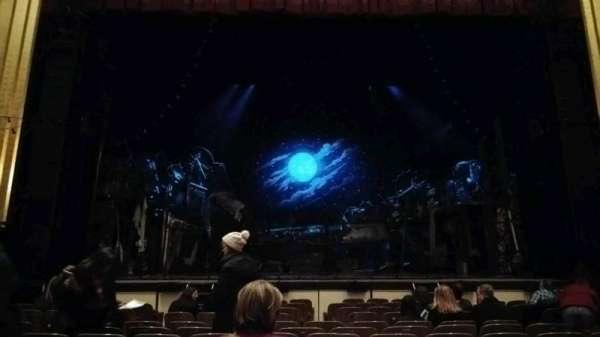 The Bushnell Center for the Performing Arts - Mortensen Hall, secção: orchestra D, fila: H, lugar: 207