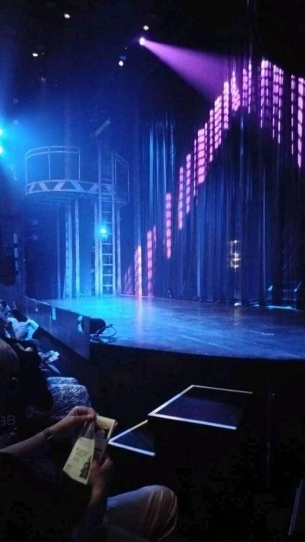 Ogunquit Playhouse, secção: Right, fila: B, lugar: 8