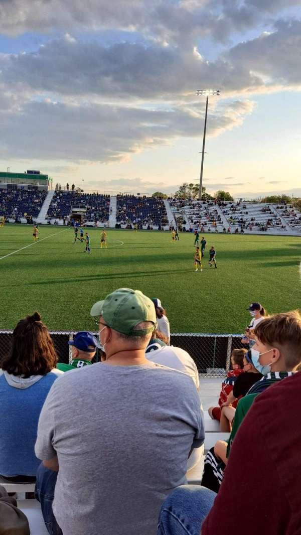 Dillon Stadium, secção: General Admission